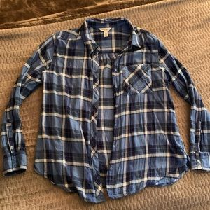 Light weight and comfortable flannel!